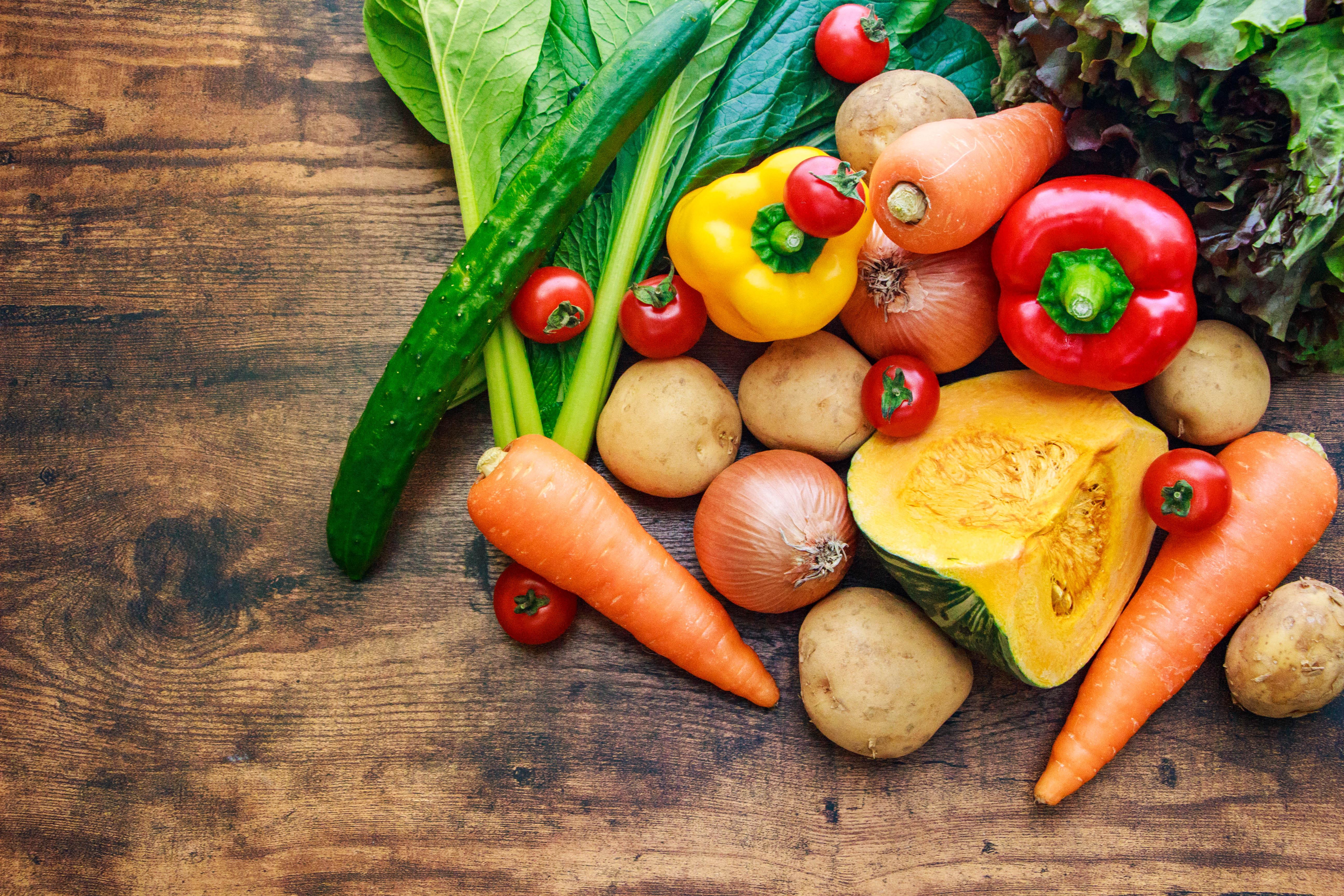【知って得する!】野菜の賞味期限まとめ