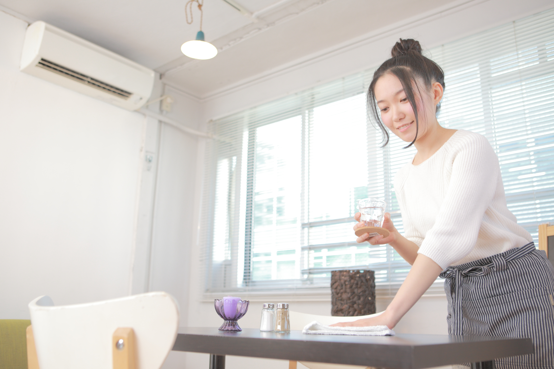 【アルバイト体験談インタビュー】ファミリーレストランでのキッチン・フロアスタッフとして