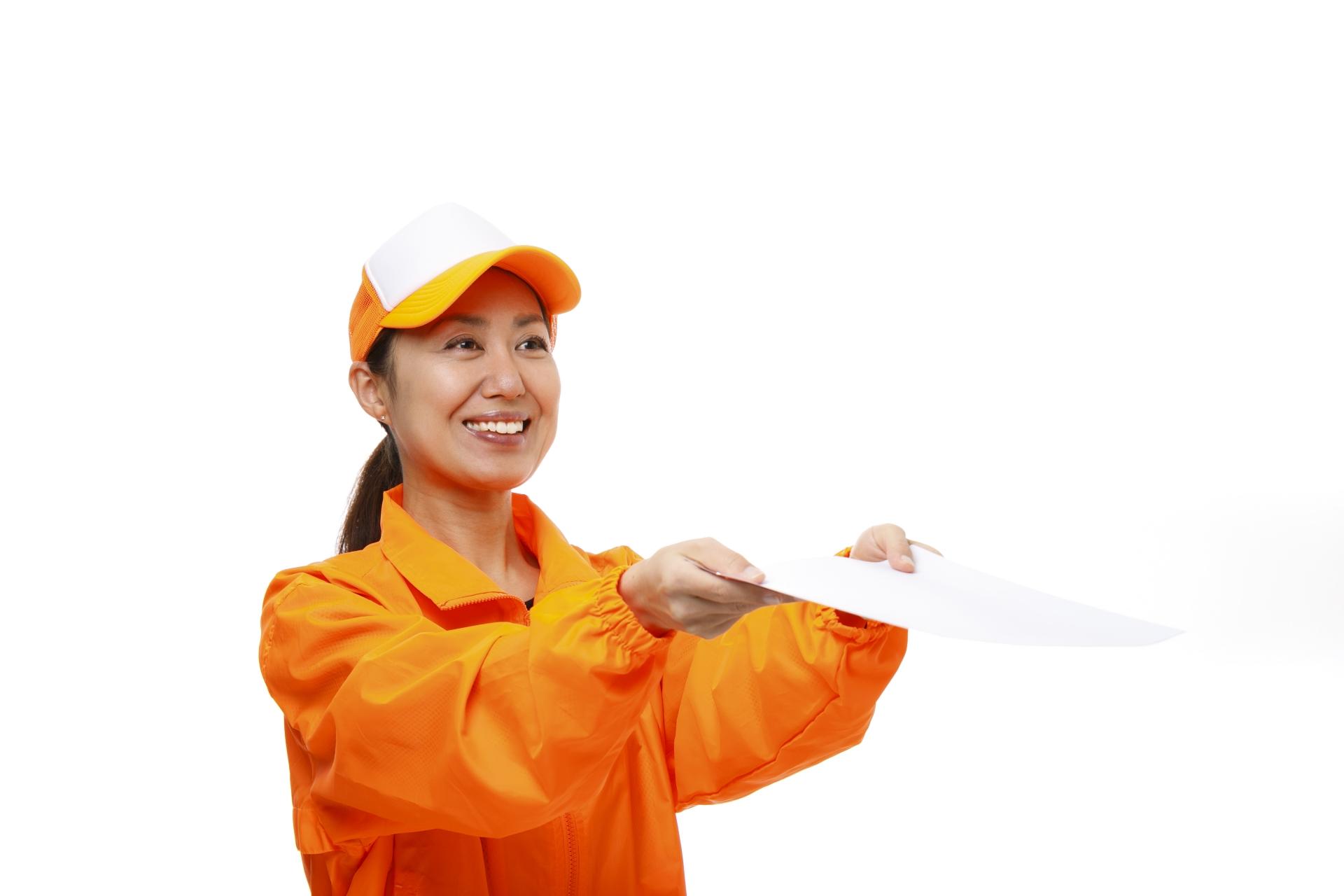 【アルバイト体験談インタビュー】チラシ配りのアルバイト